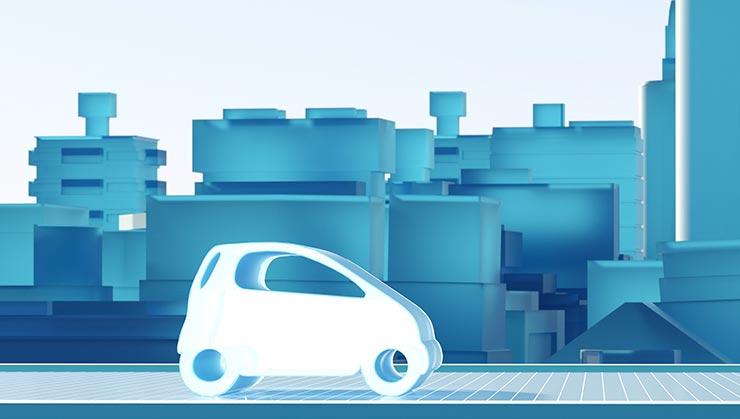 Volkswagen auto elettrica