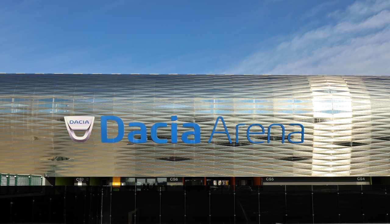 Dacia Arena, lo stadio dell'Udinese (Adobe Stock)