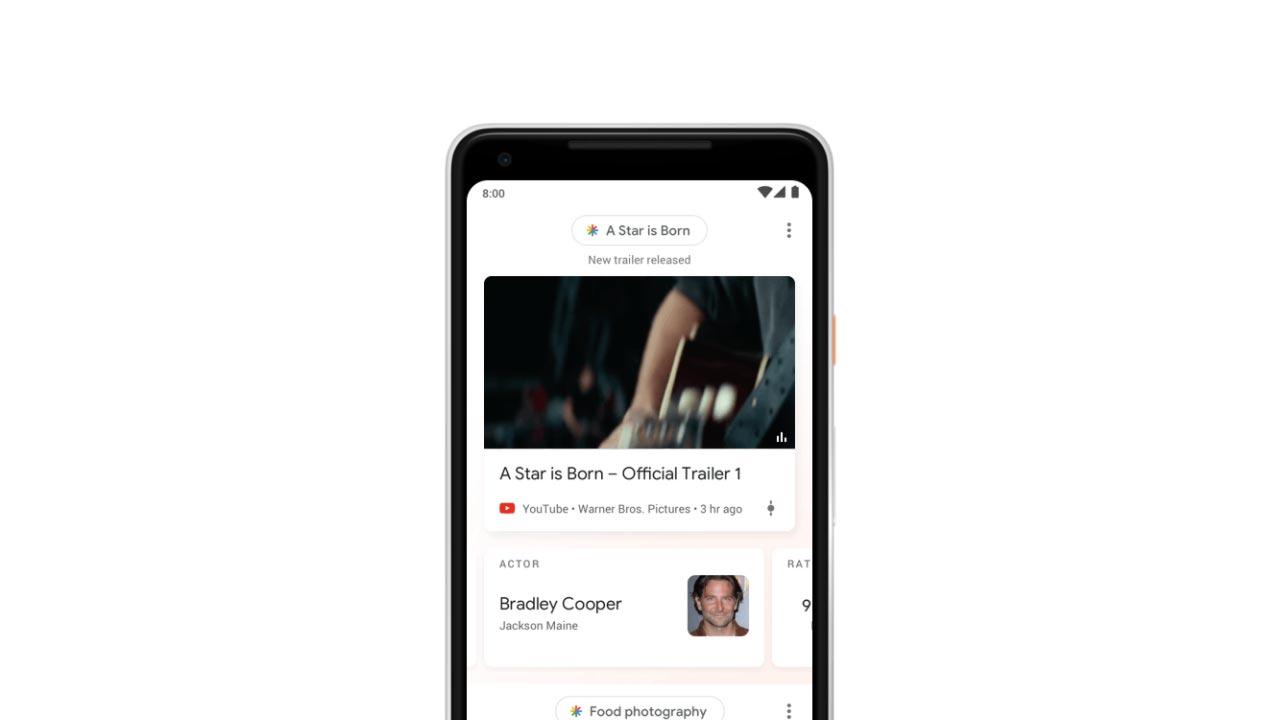 Google Discover bug