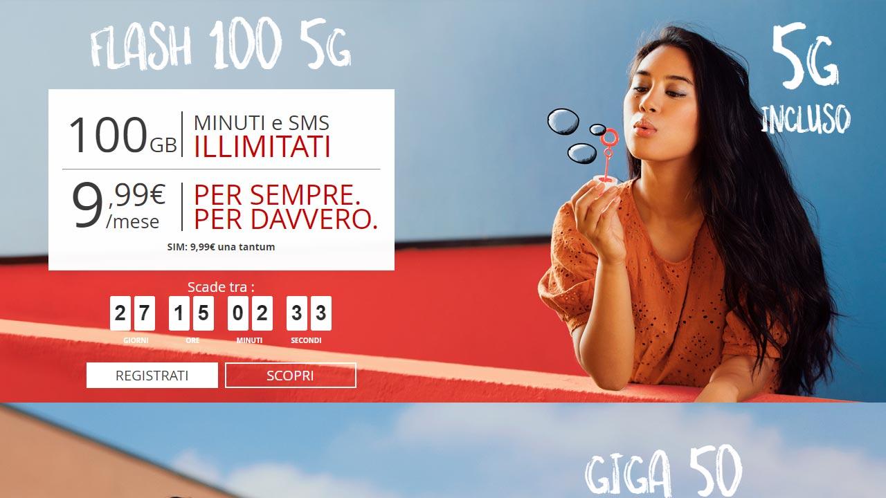 Offerte Iliad 5G
