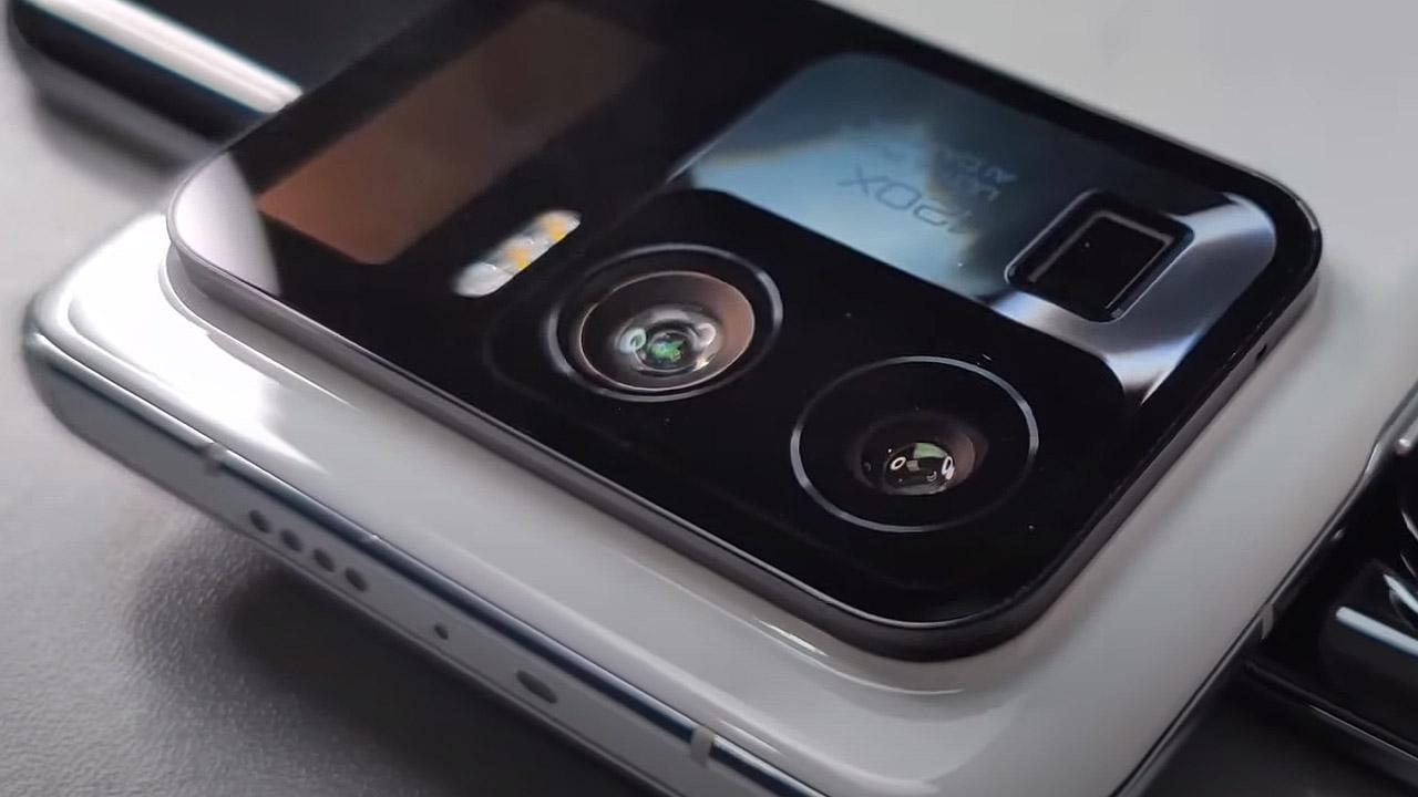 Xiaomi Mi 11 Ultra design raffreddamento a liquido