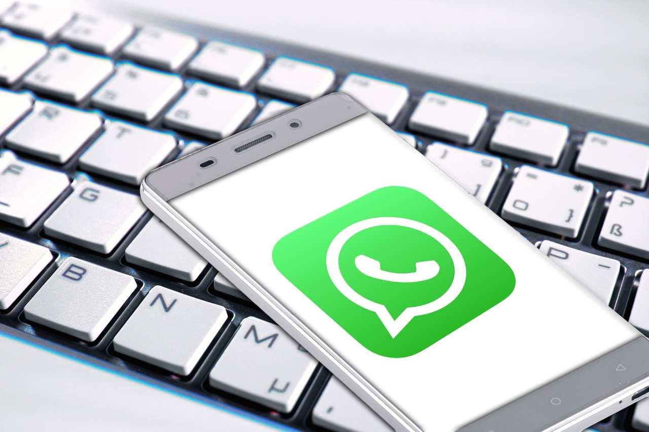 whatsapp aggrionamento dell'archivio