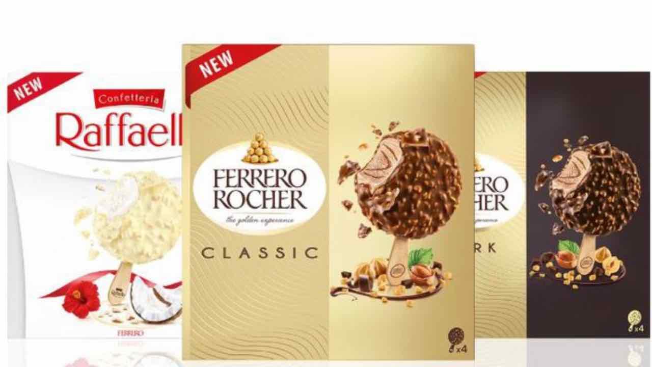 gelati ferrero