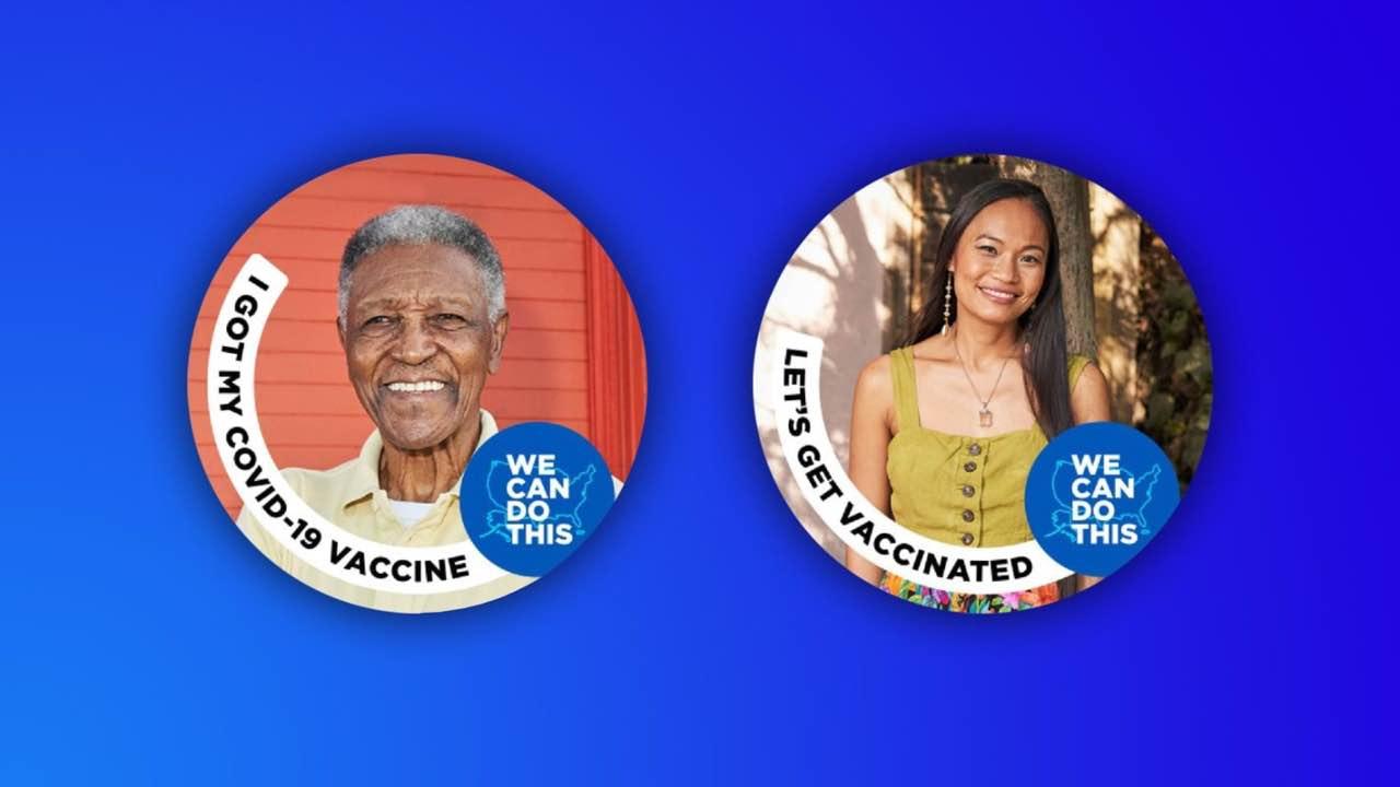 facebook vaccinati