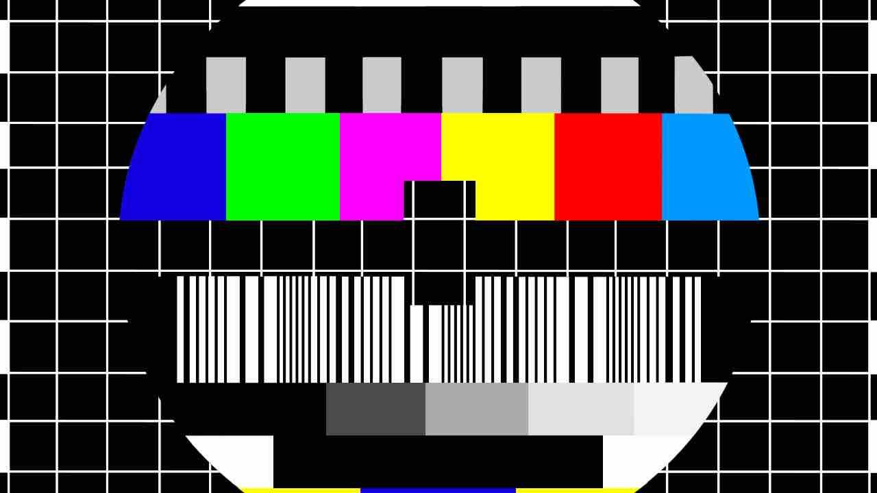 televisione prima trasmissione