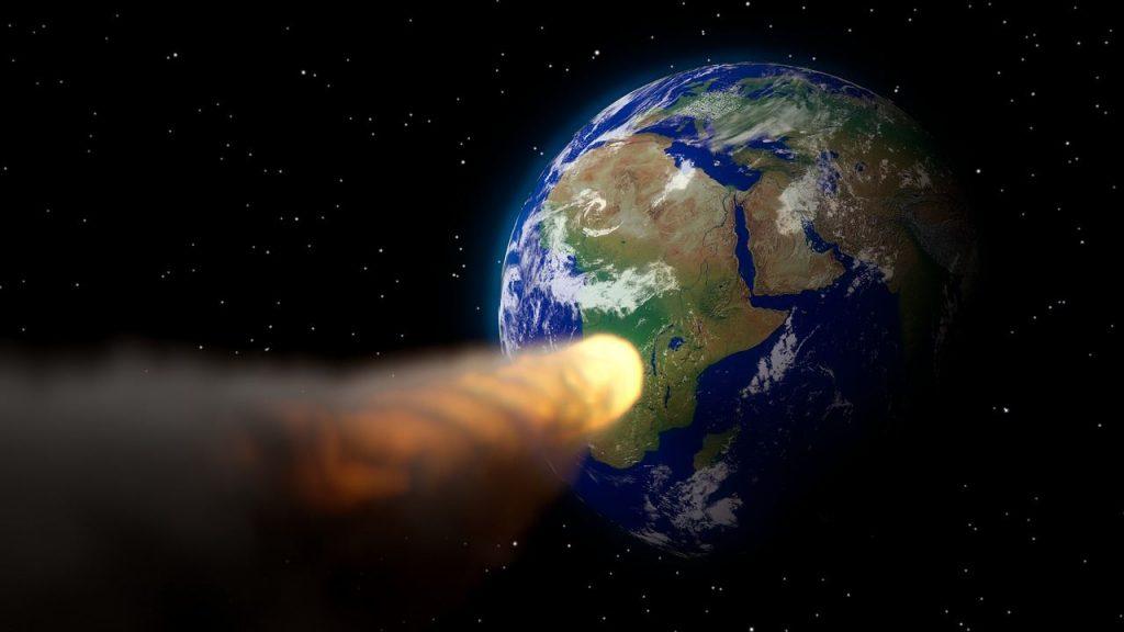 Asteroide sulla Terra