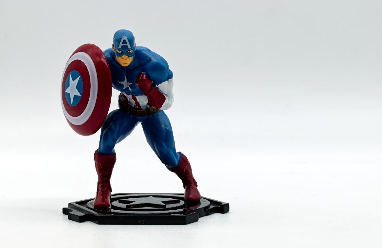 Capitan America (Adobe Stock)
