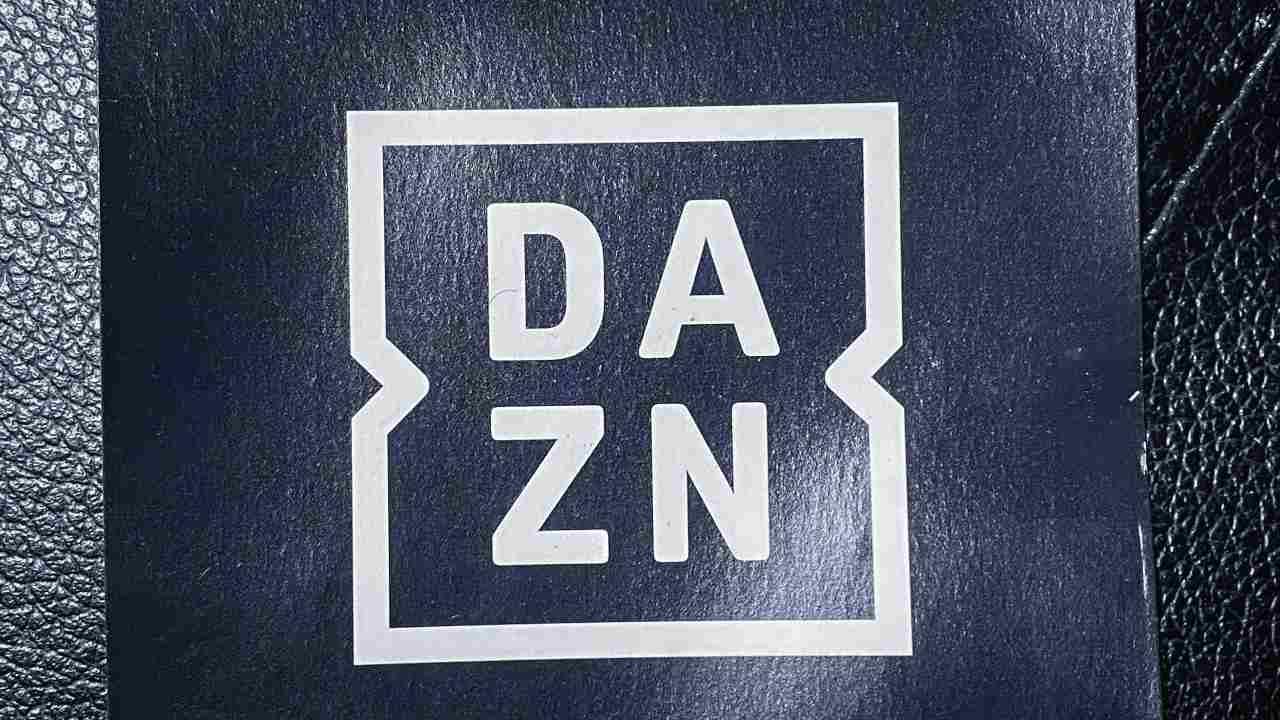 DAZN, il logo (Adobe Stock)