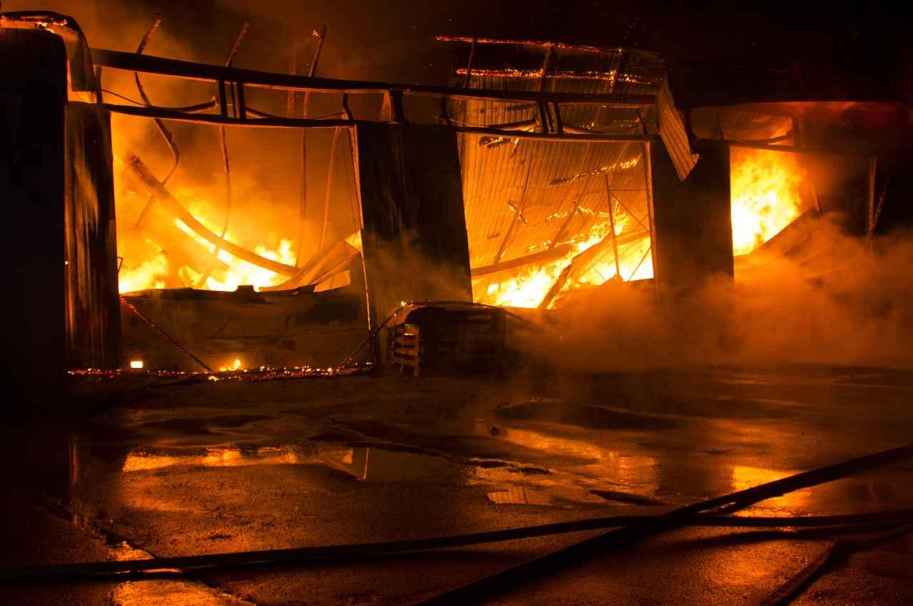 Incendio (Adobe Stock)
