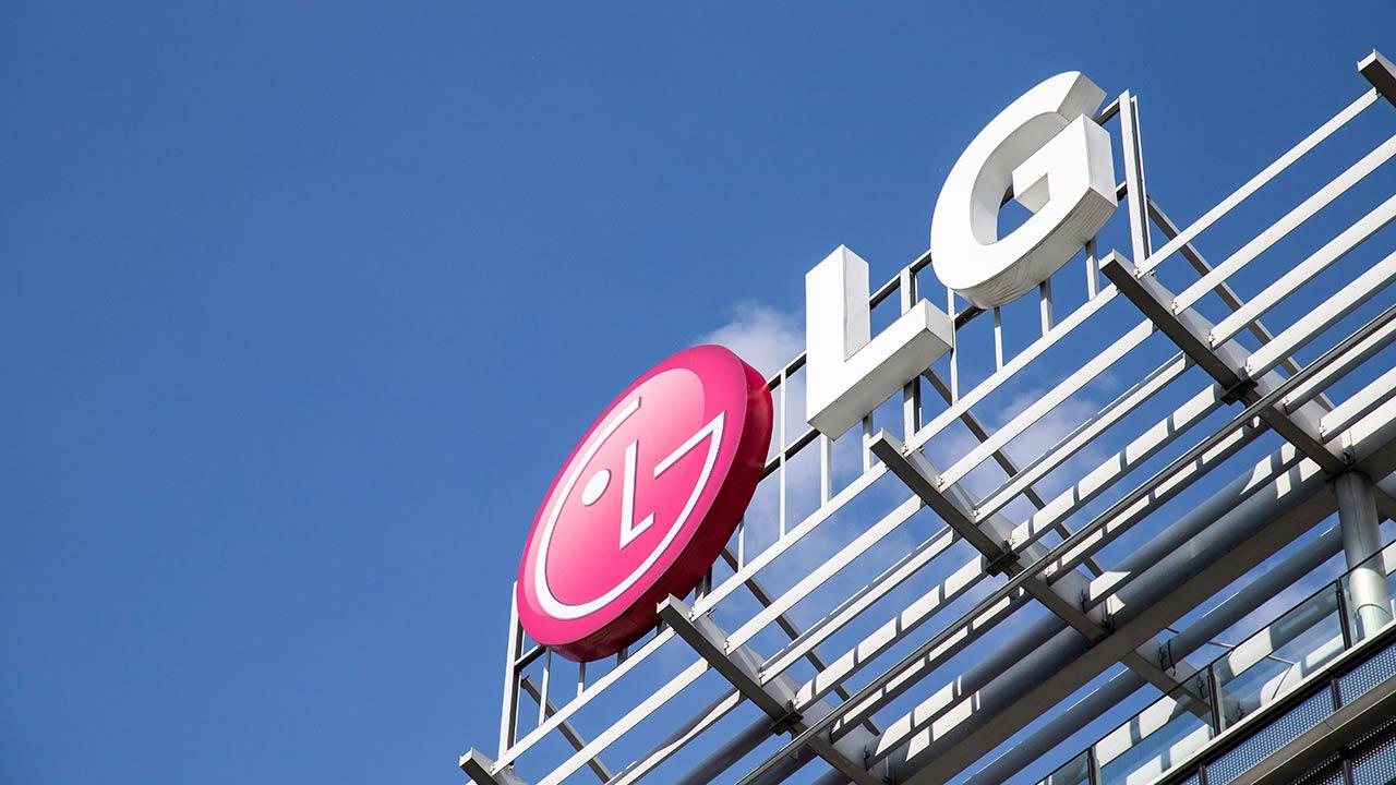 LG Rollable immagine dal vivo