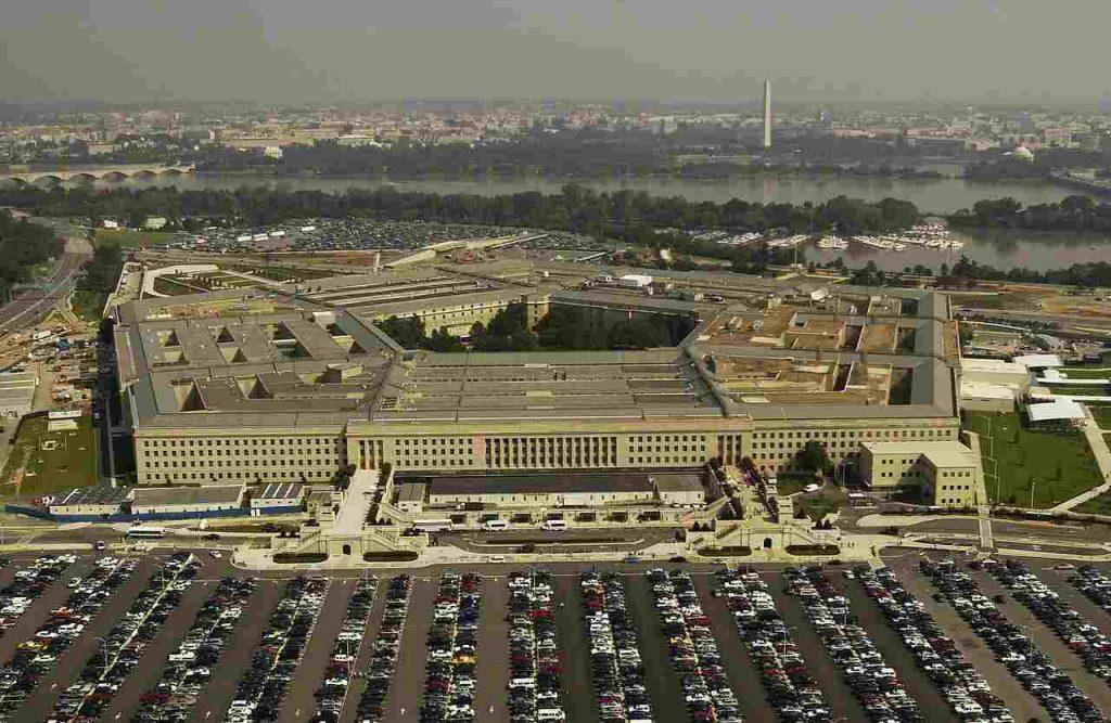 Pentagono di Washington DC