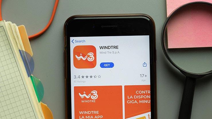offerte Wind Tre Galaxy S21
