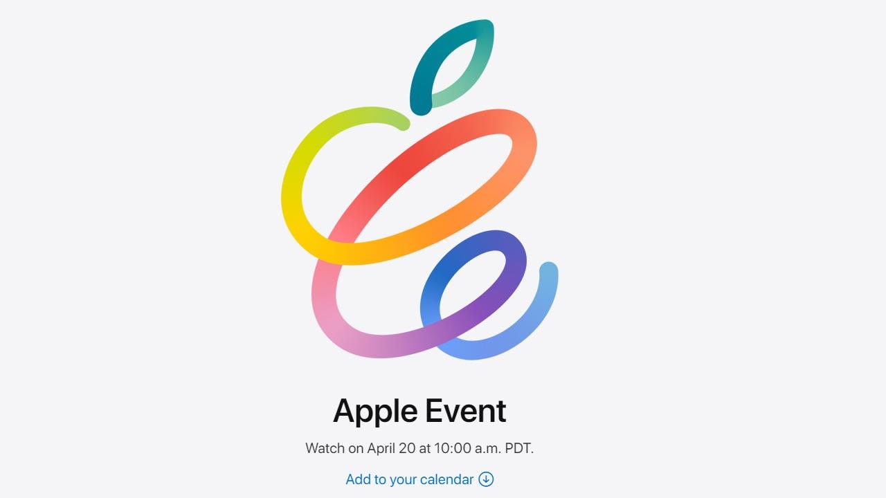 Apple novità 20 aprile