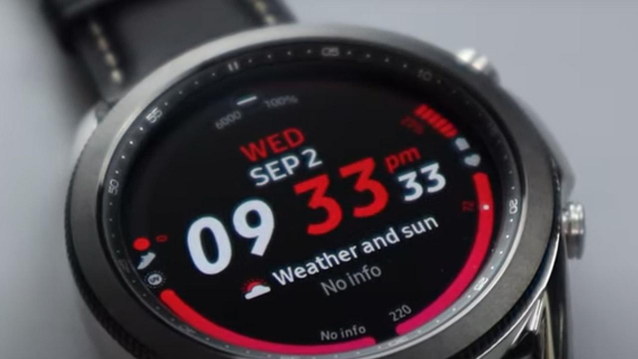 Galaxy Watch 4 design