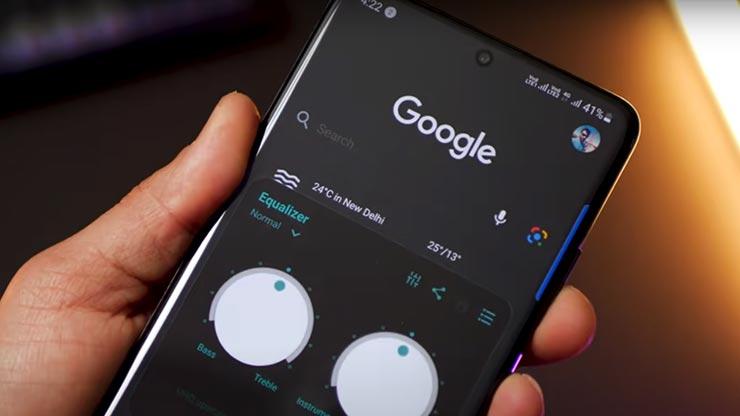 Google Messaggi Galaxy S21