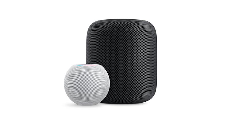 Apple dispositivo smart home