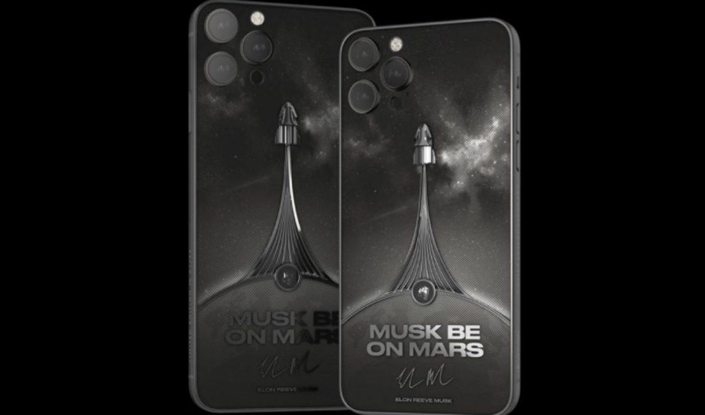iPhone Musk