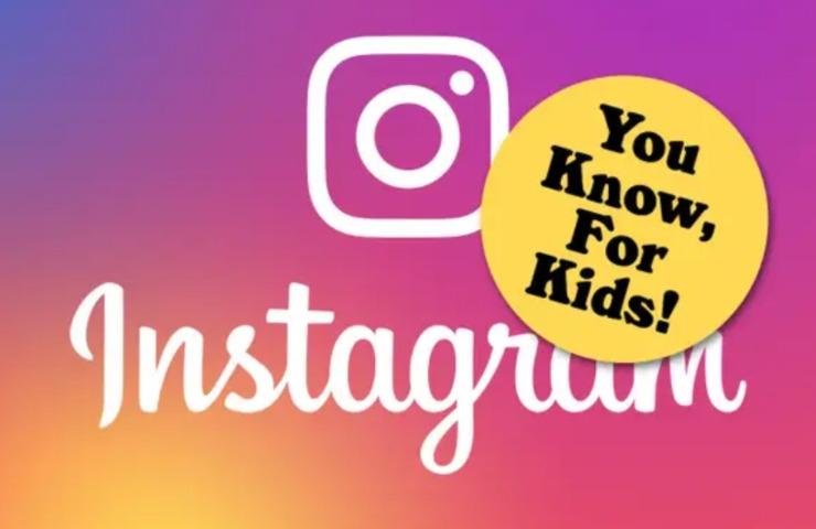Instagram for kids, la ironica interpretazione