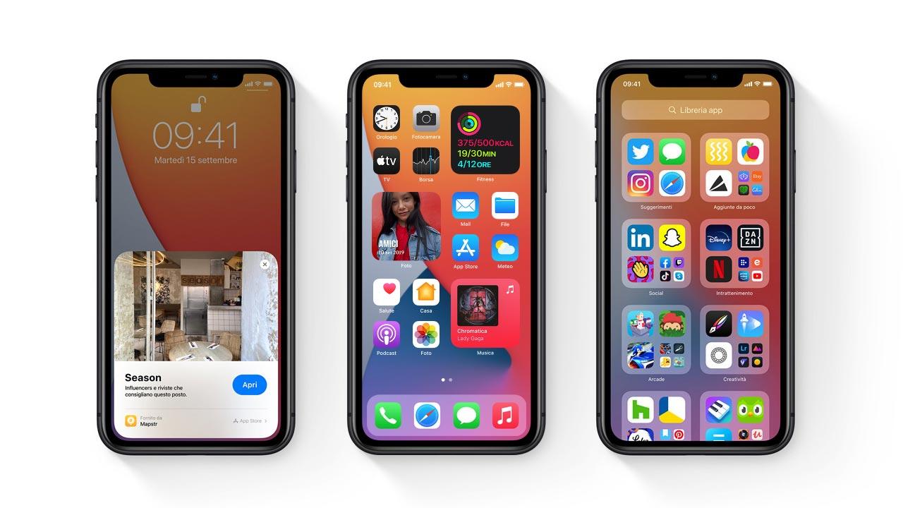 iOS 14.5 novità