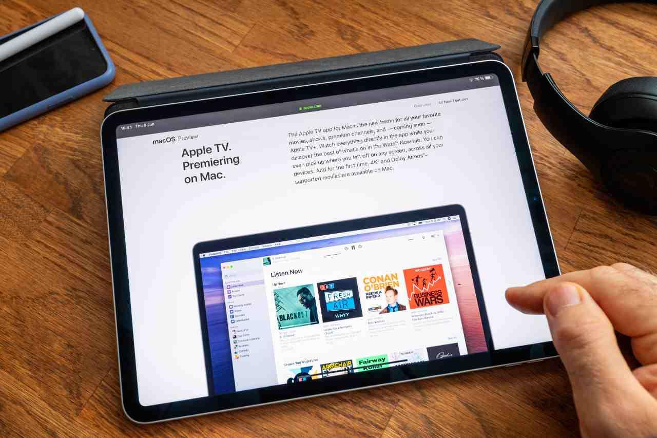 iPad Pro, il nuovo gioiello di Apple (Adobe Stock)