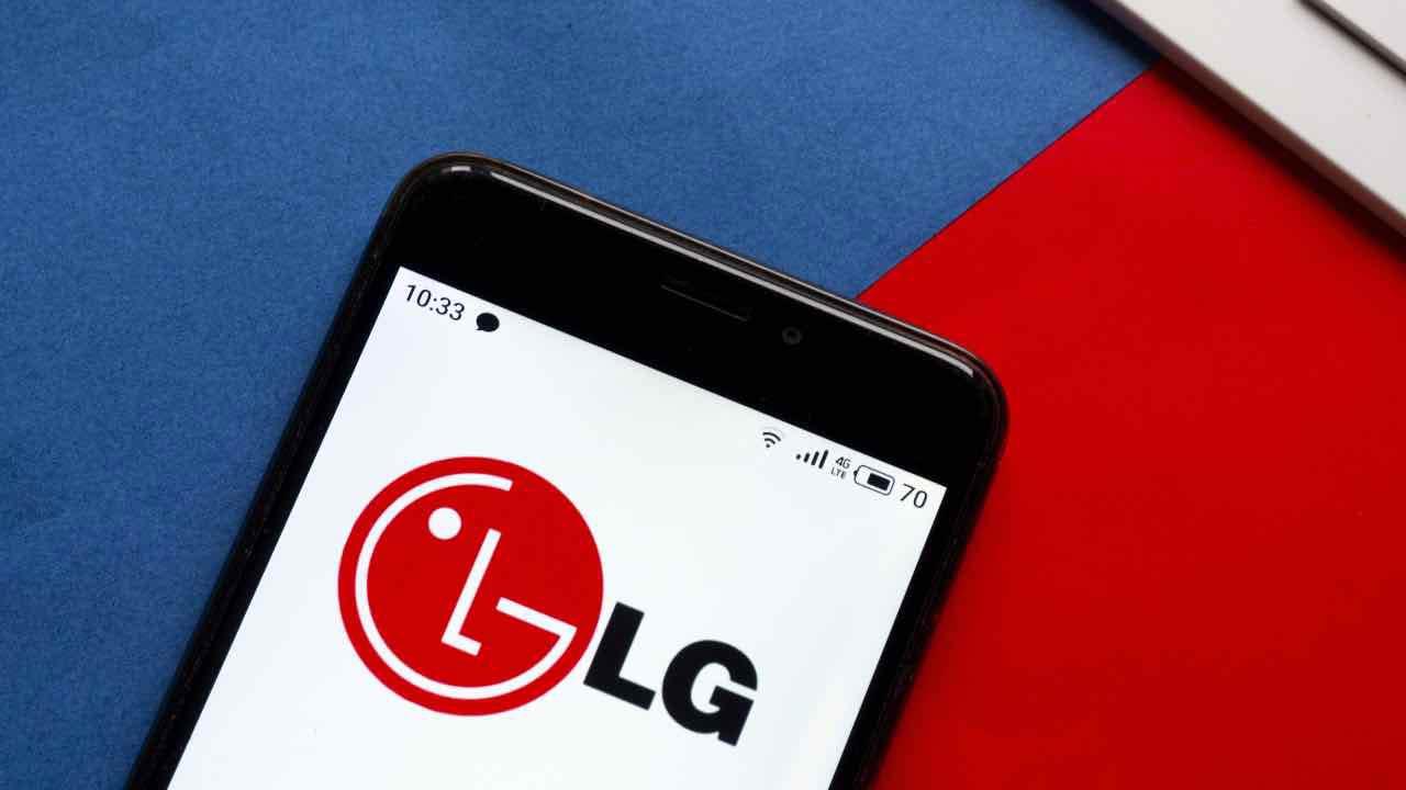 smartphone LG addio