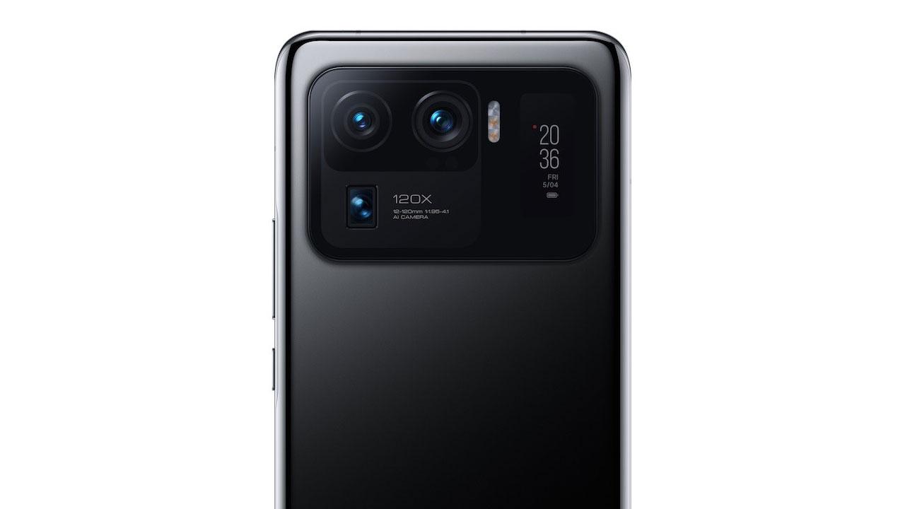 Fotocamera Xiaomi Mi 11 Ultra