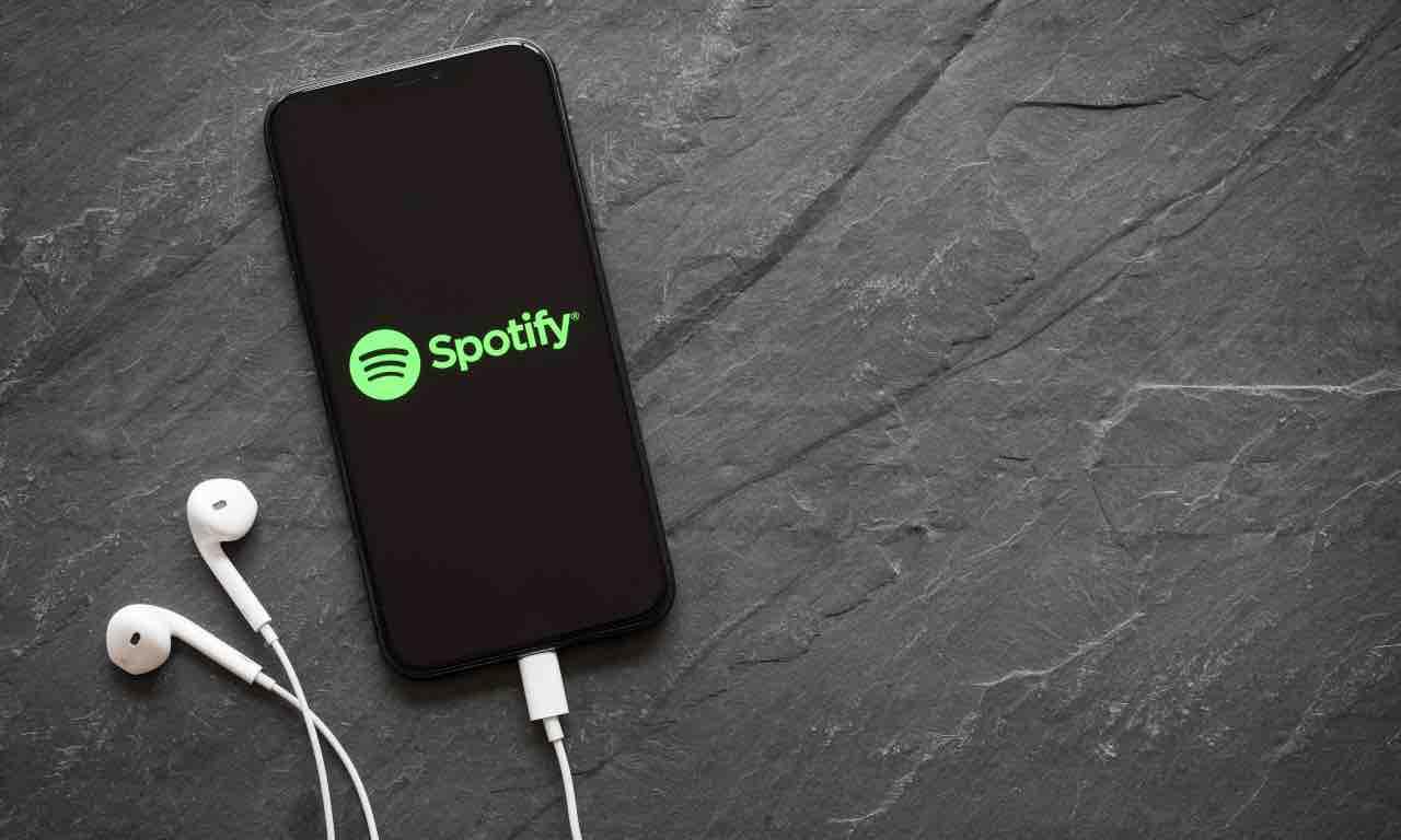lancio Hey Spotify