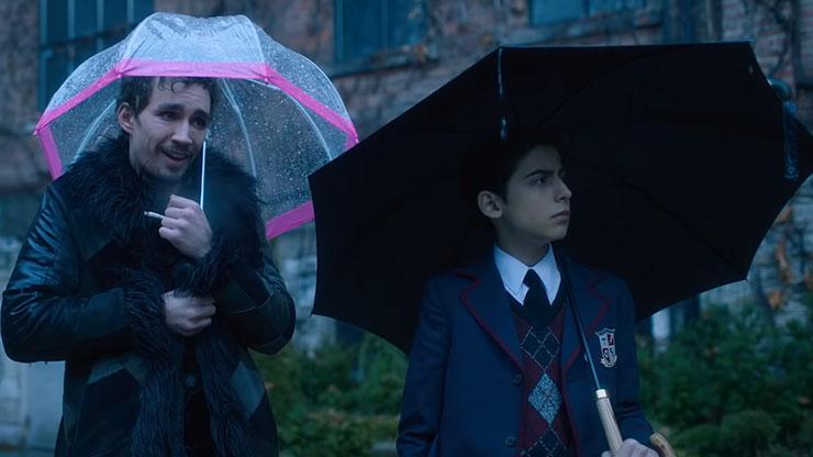 The Umbrella Academy nuova stagione