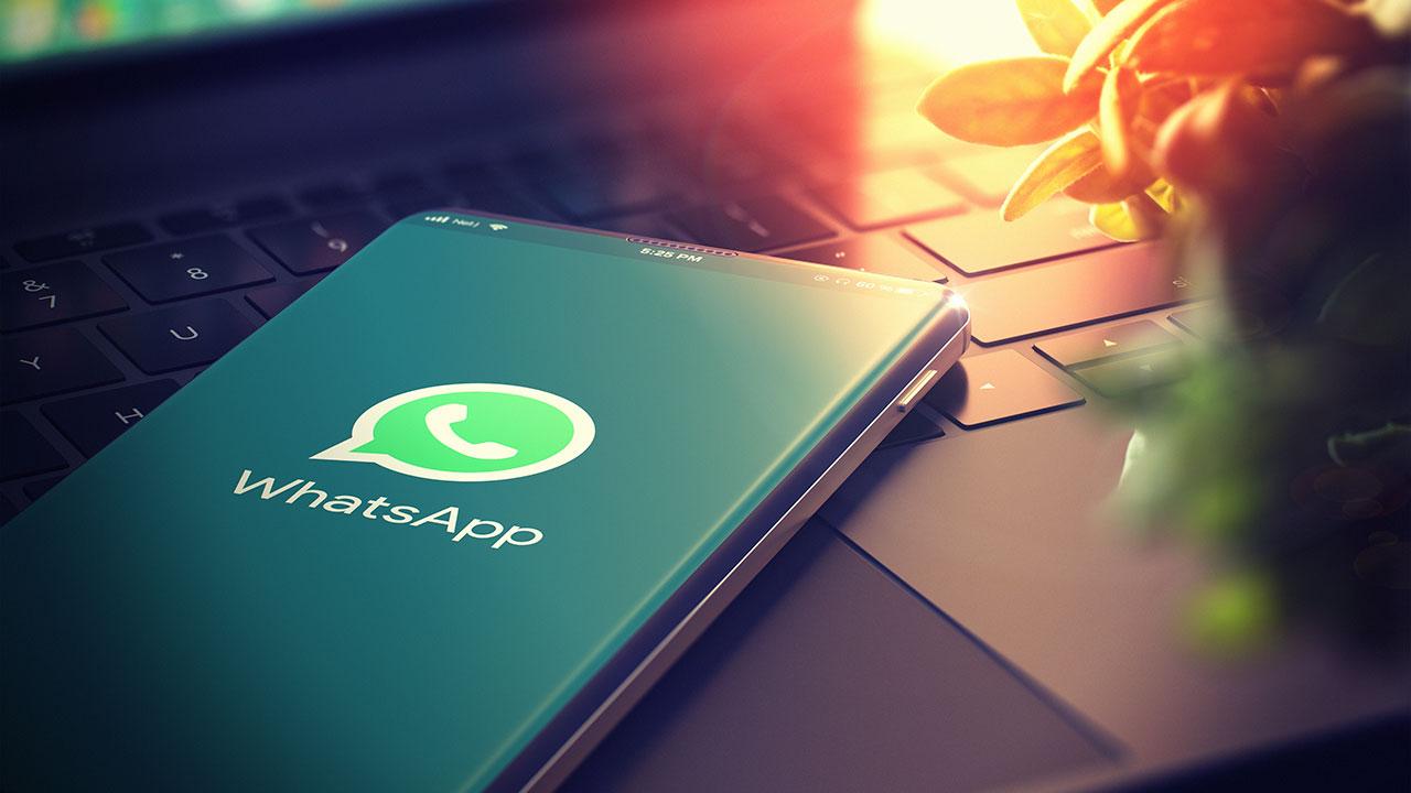WhatsApp iPhone