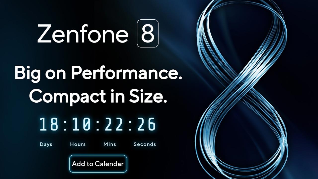 ZenFone 8 uscita