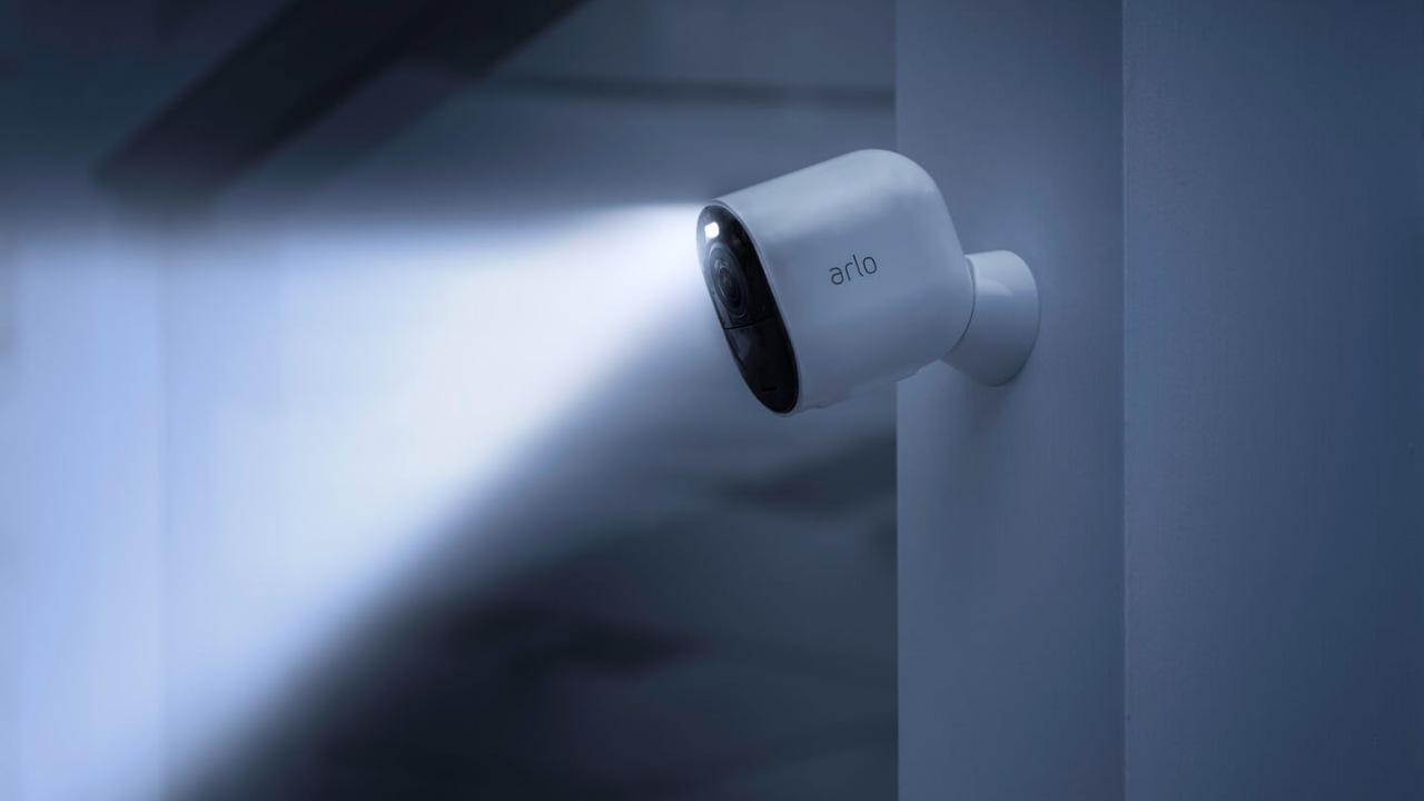 Videocamera di sicurezza smart Arlo