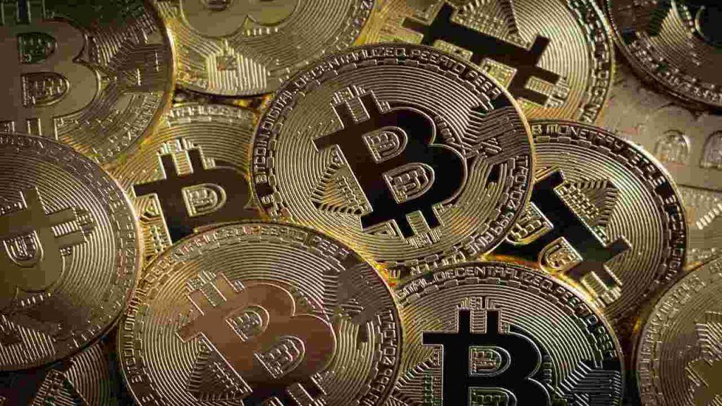 Bitcoin monete