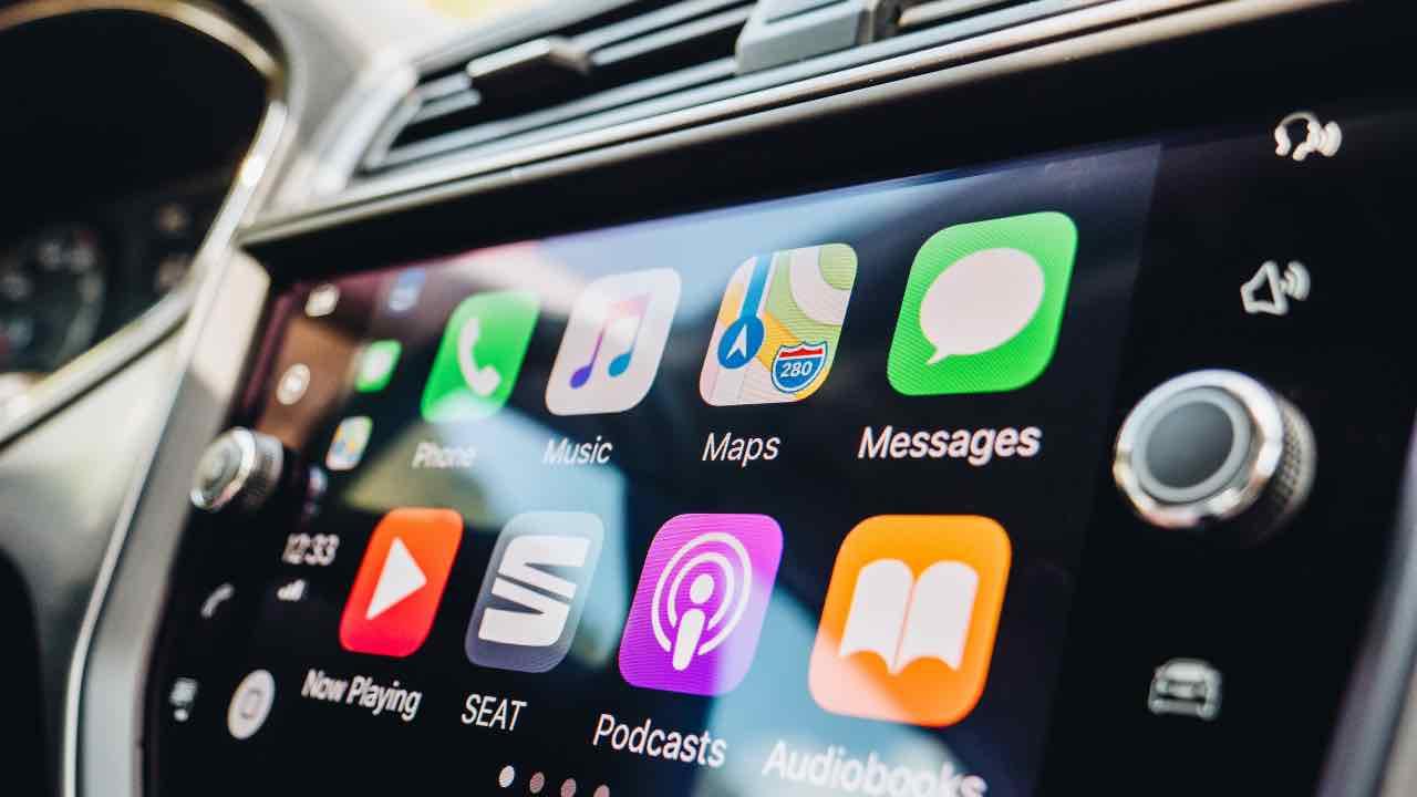 CarPlay apple music