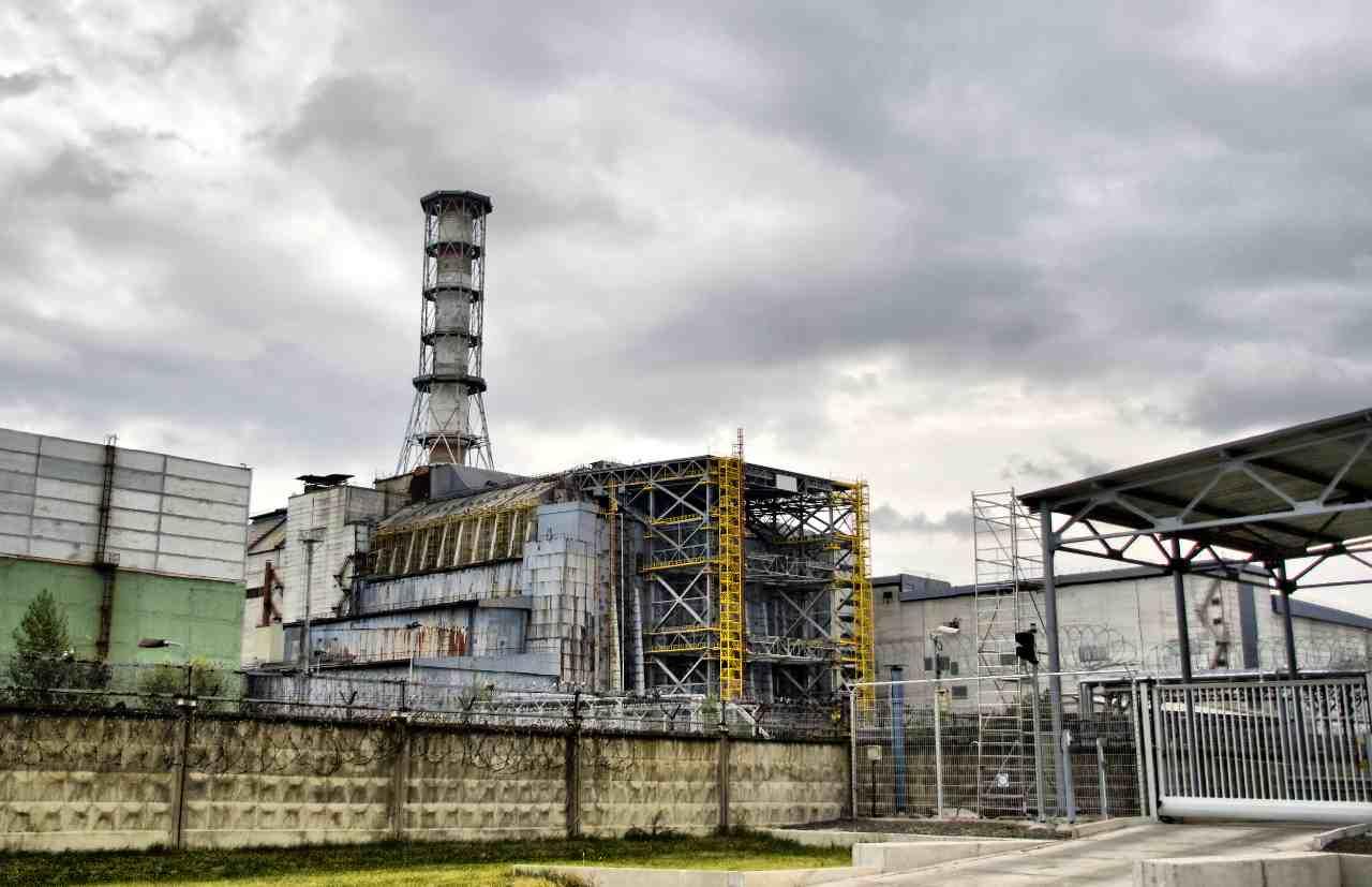 Chernobyl, la centrale nucleare (Adobe Stock)