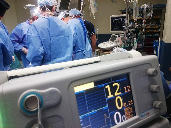 Algoritmo robot emergenza ospedale
