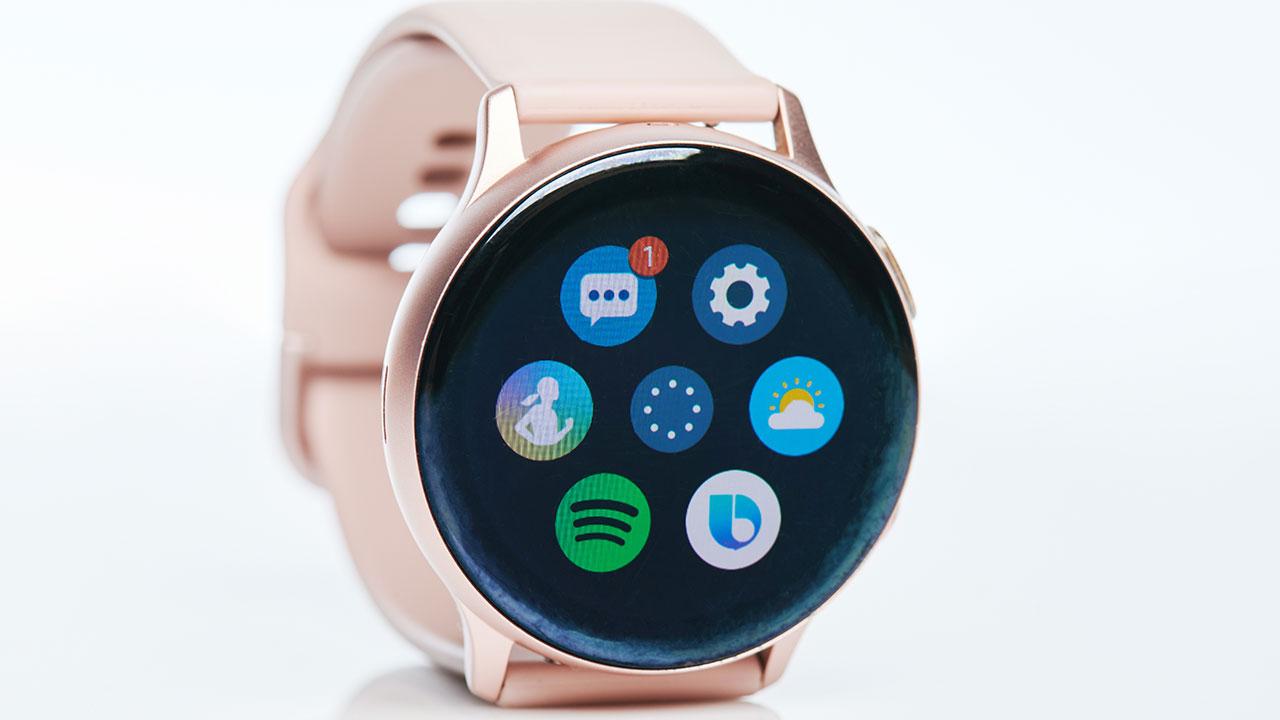 Galaxy Watch Active 4 design