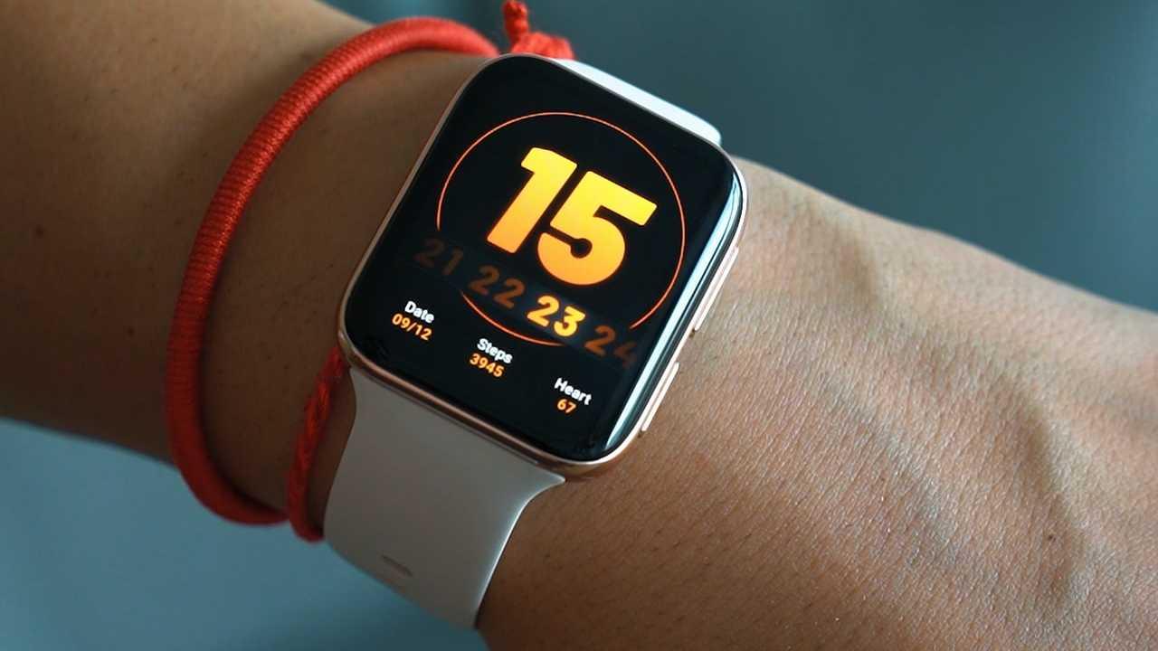 Gero AI, smartwatch