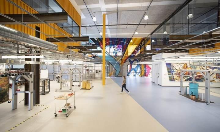 Campus di ricerca per computer quantistico di Google a Santa Barbara