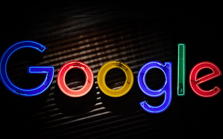 Google Store New York Logo