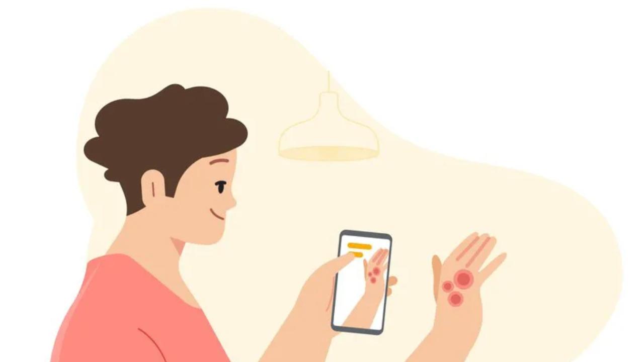 IA Google diagnosi problemi pelle