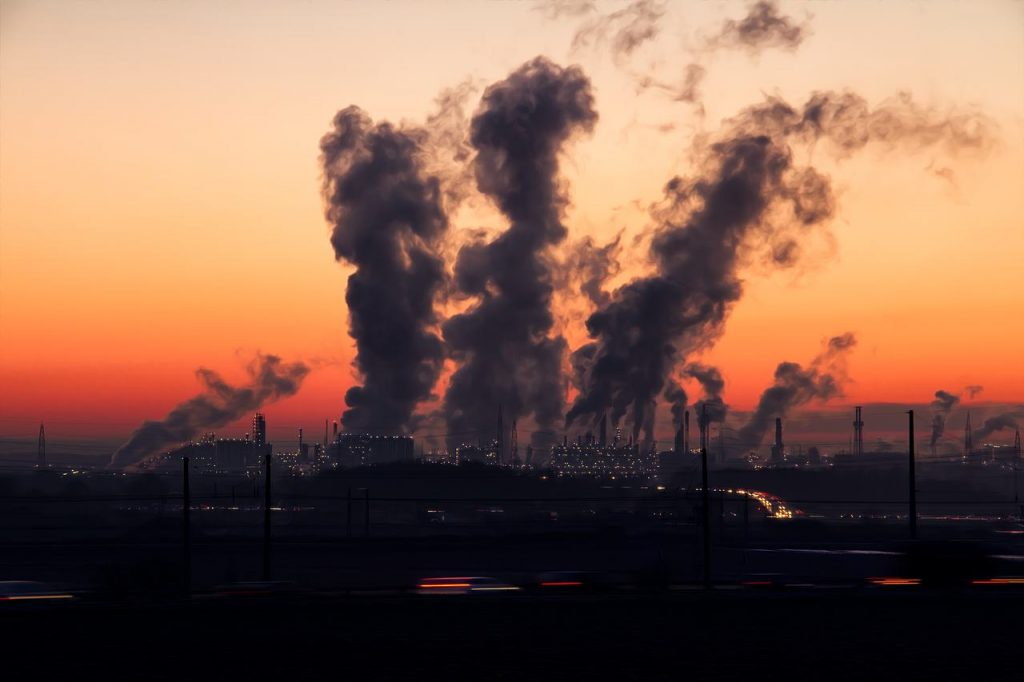 Inquinamento azienda