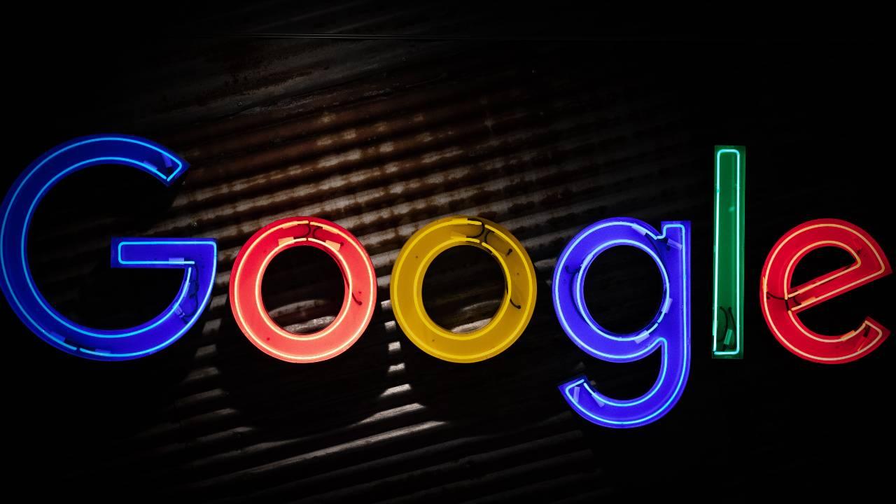 Logo Google Computer Quantistico Commerciale