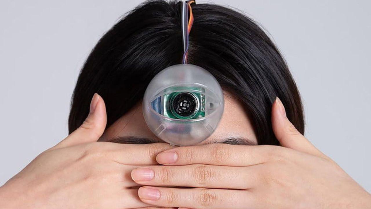 Occhio Robotico Minwook Paeng