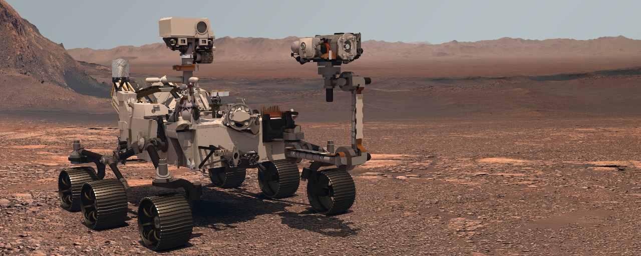 Marte, una nuova conquista (Adobe Stock)