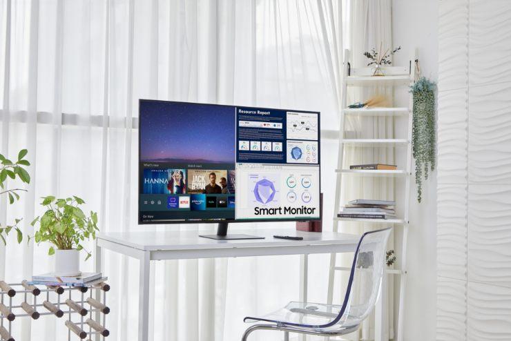 Samsung Smart Monitor 43 pollici