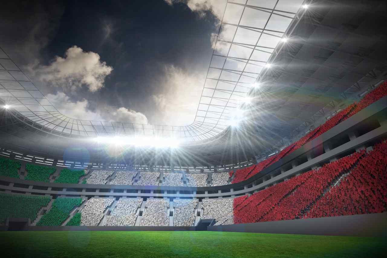 Stadio tricolore (Adobe Stock)