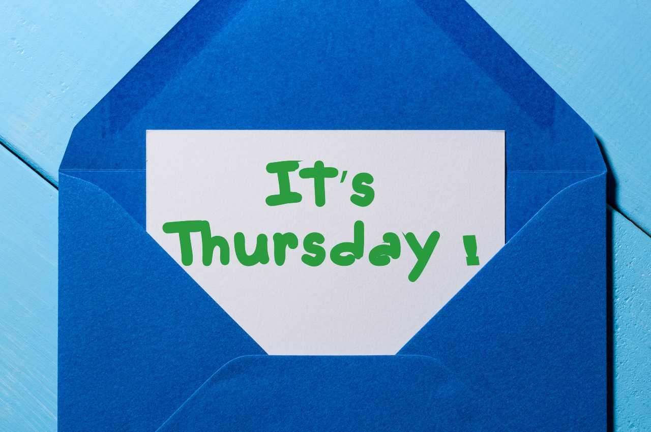 Thursday (Adobe Stock)