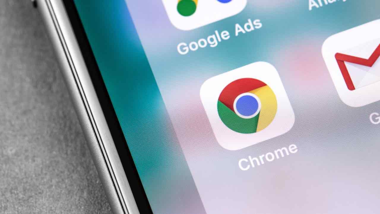 Chrome per Android catturare screenshot