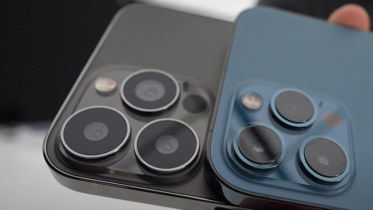 iPhone 13 Pro Max fotocamera