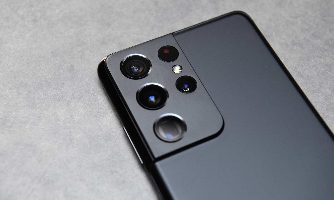 Galaxy S22 fotocamera Olympus